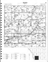 Minden Township, Benton County 1983